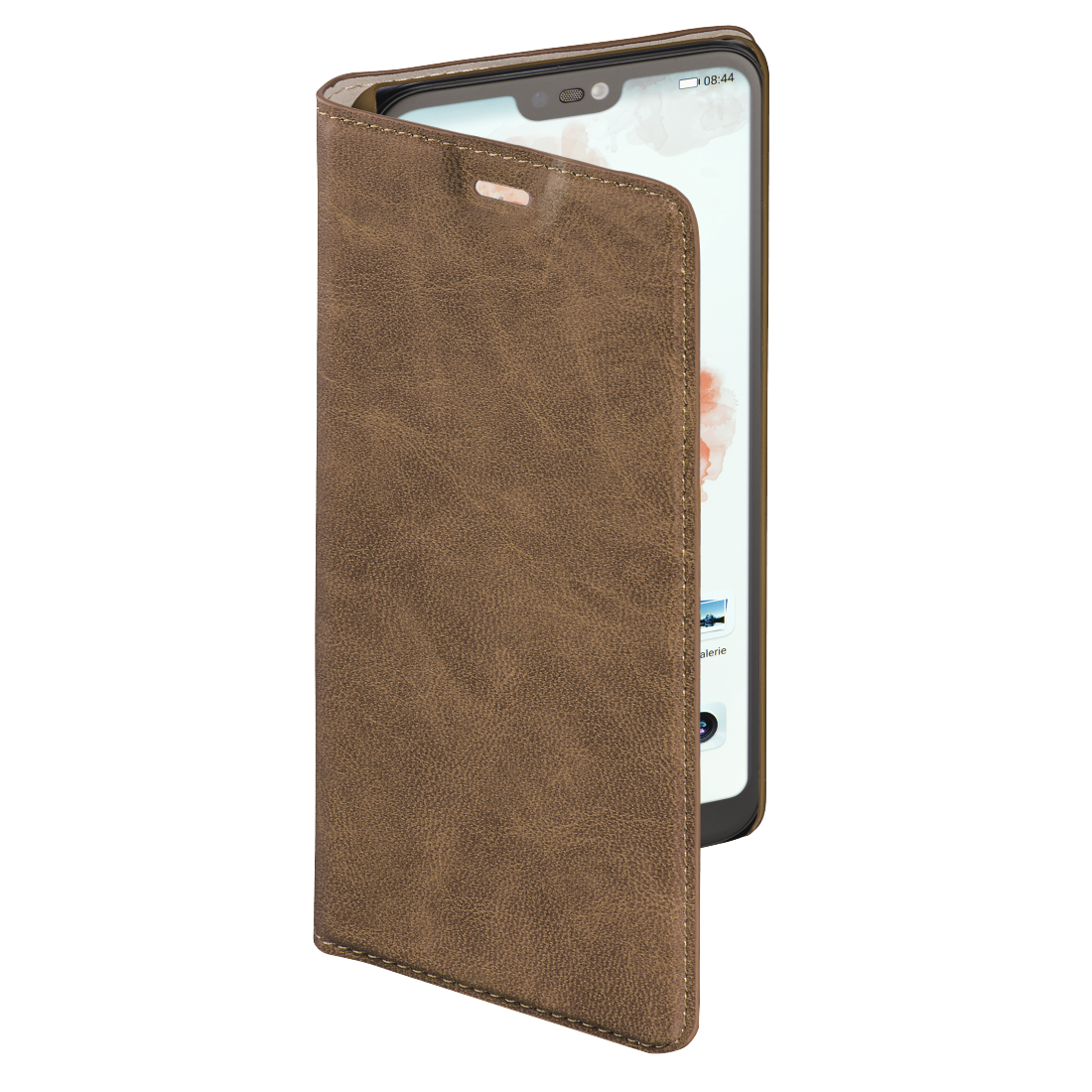 "abx3 High-Res Image 3 - Hama, ""Guard Case"" Booklet for Huawei P20 Lite, brown"