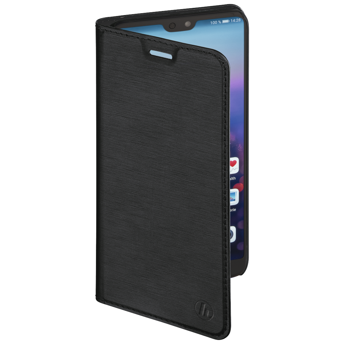 "abx3 High-Res Image 3 - Hama, ""Slim"" Booklet for Huawei P20 Pro, black"