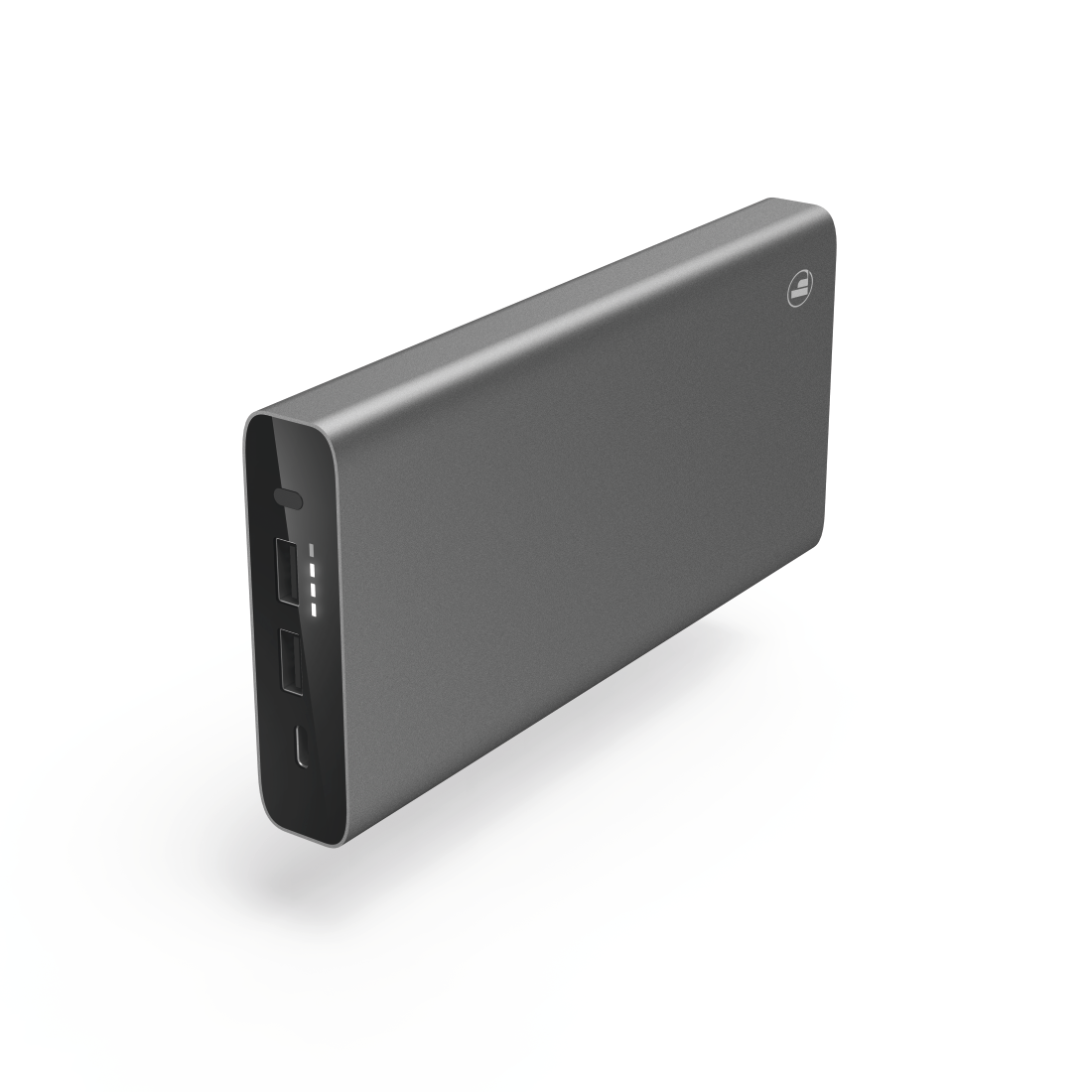 "abx High-Res Image - Hama, ""PD-27W60"" Power Pack, 26800 mAh, anthracite"