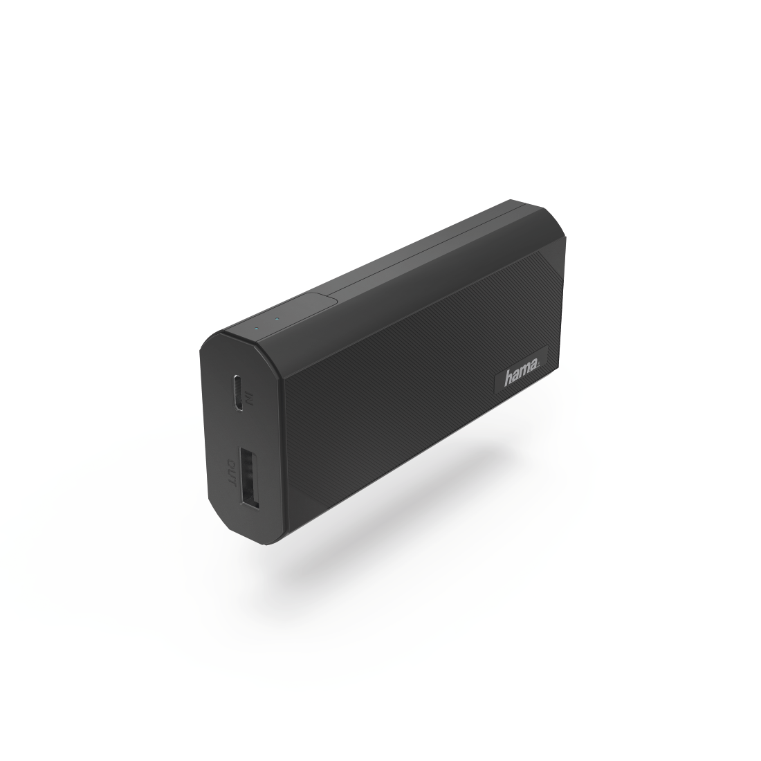 "abx High-Res Image - Hama, ""A4"" Power Pack, 4000 mAh, black"