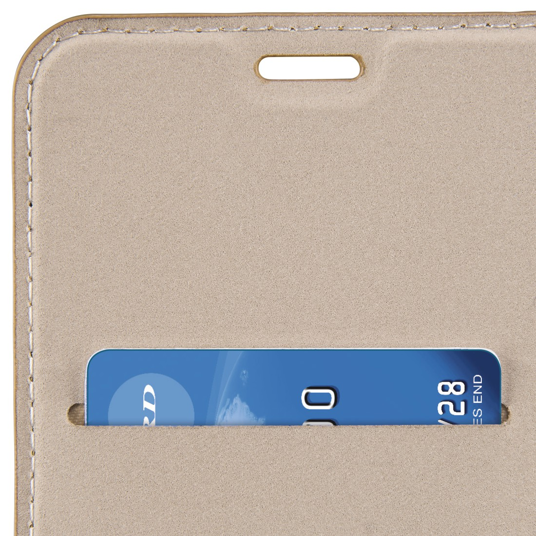 "dex High-Res Detail - Hama, ""Guard Case"" Booklet for Huawei P20 Lite, brown"