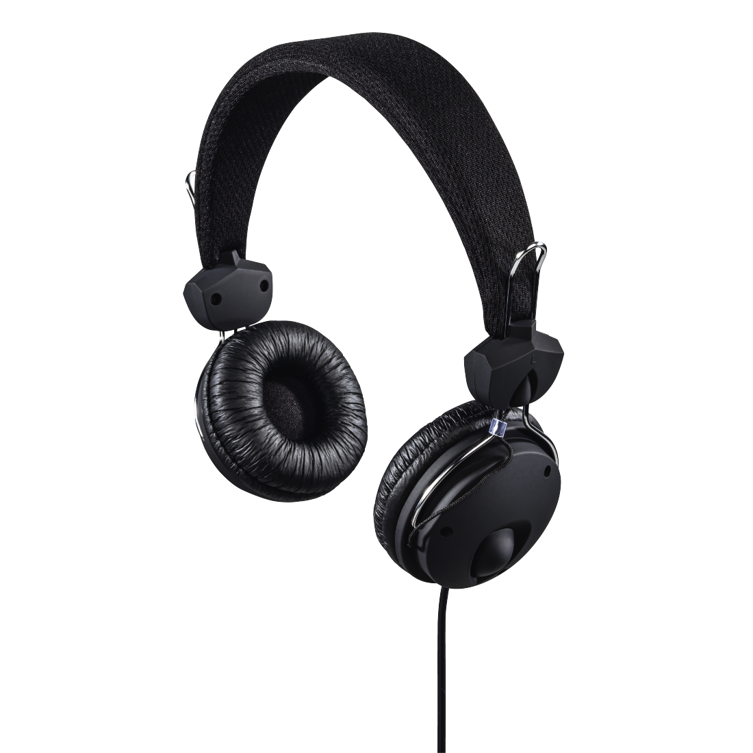 "abx High-Res Image - Hama, ""Fun4Music"" On-Ear Stereo Headphones, black"