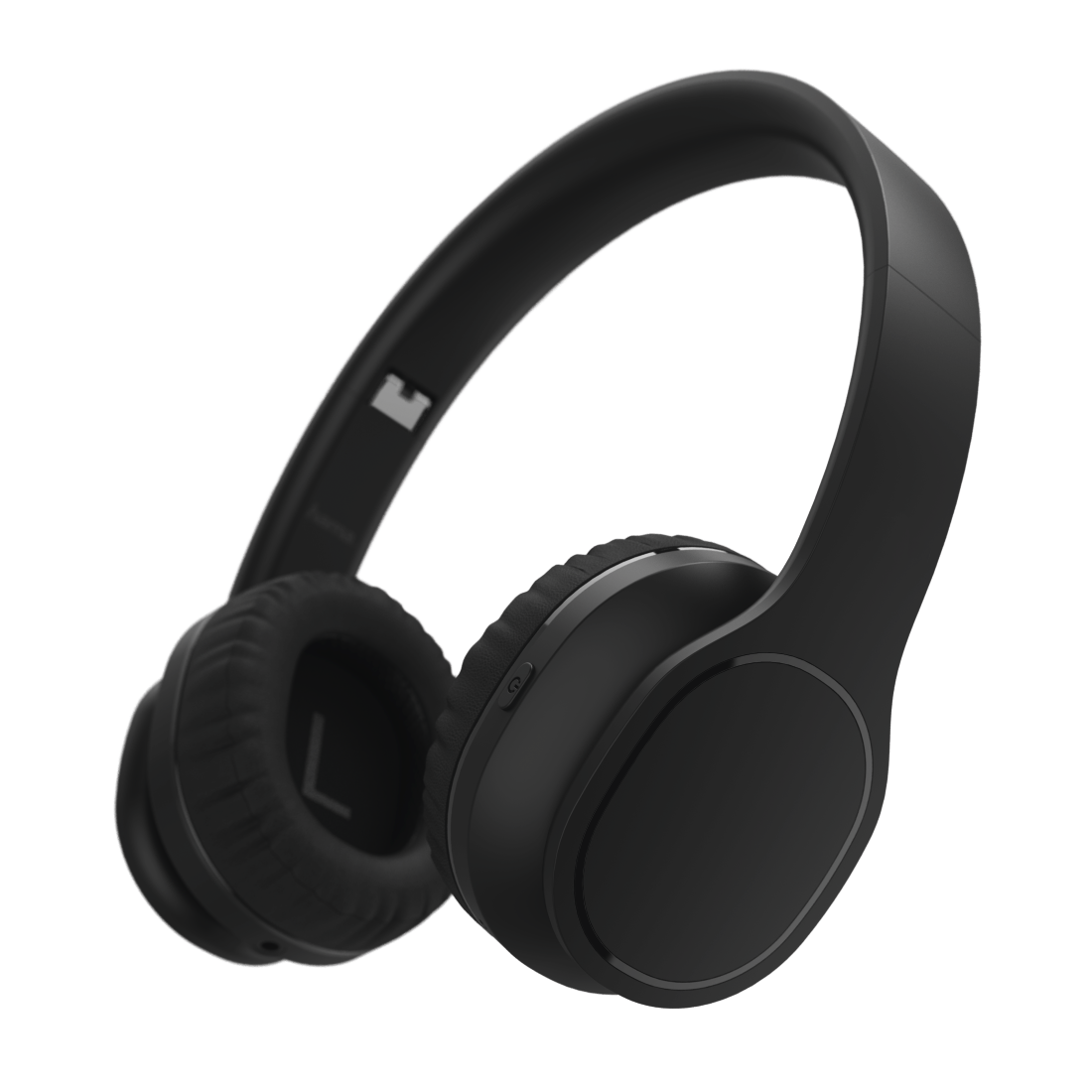 "abx High-Res Image - Hama, Bluetooth® ""Touch"" headphones, on-ear, microphone, touch control, black"