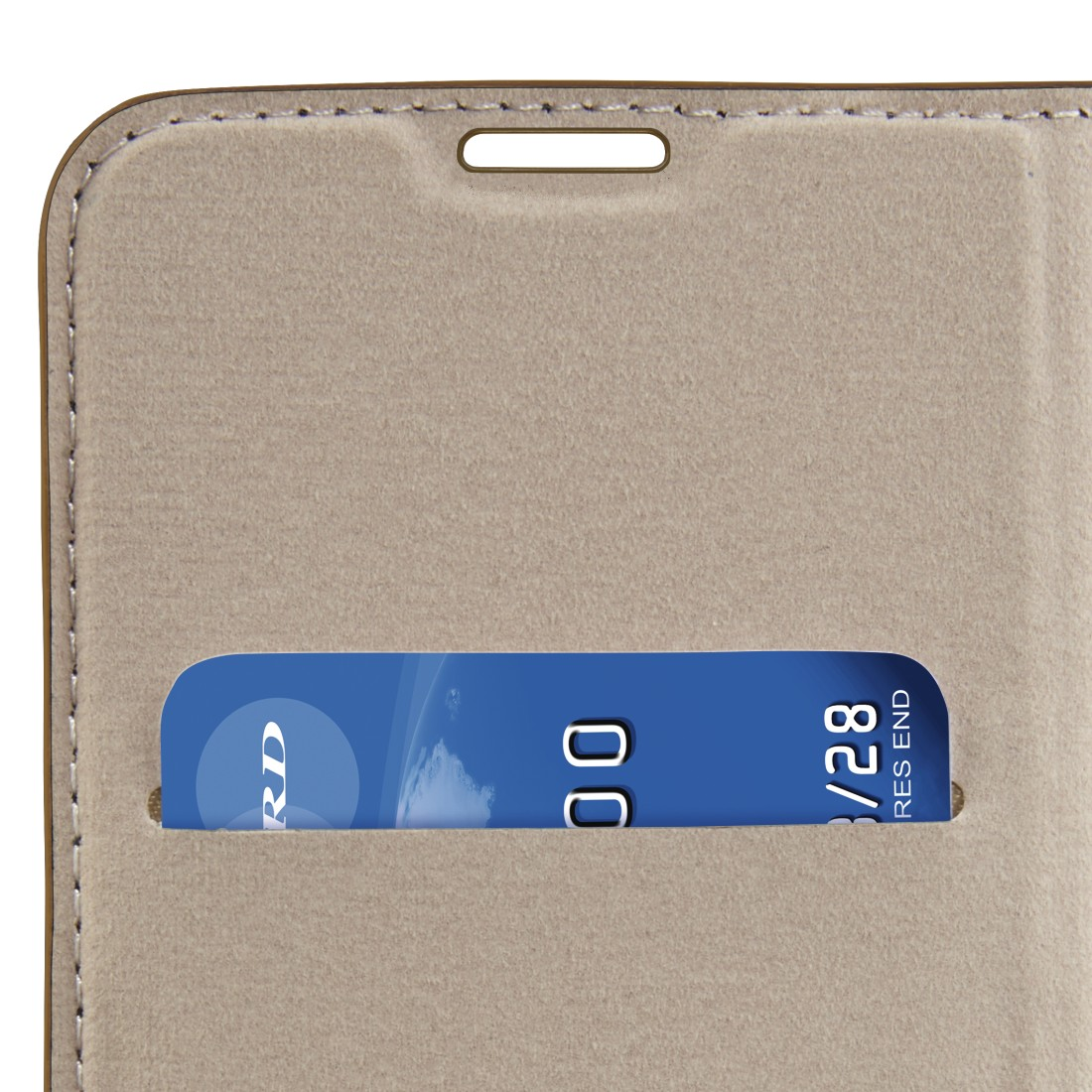 dex High-Res Detail - Hama, Guard Case booklet for Apple iPhone XR, brown