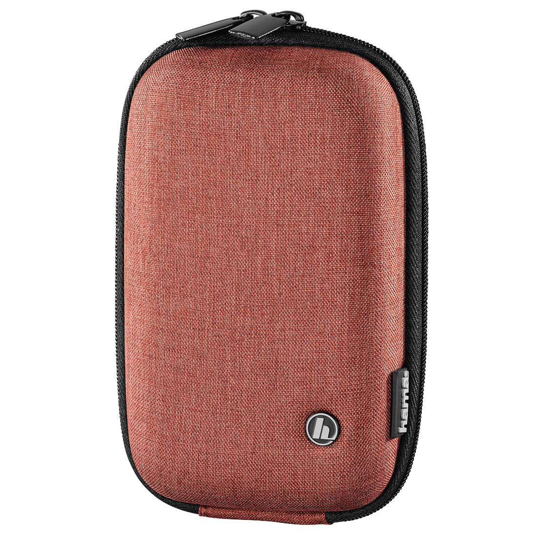 "abx High-Res Image - Hama, ""Hardcase Trinidad"" Camera Case, 80 L, red"