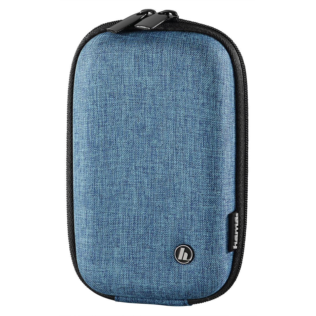 "abx High-Res Image - Hama, ""Hardcase Trinidad"" Camera Case, 80 L, blue"