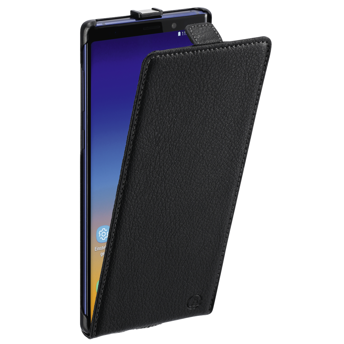 "abx3 High-Res Image 3 - Hama, ""Smart Case"" Flap Case for Samsung Galaxy Note 9, black"