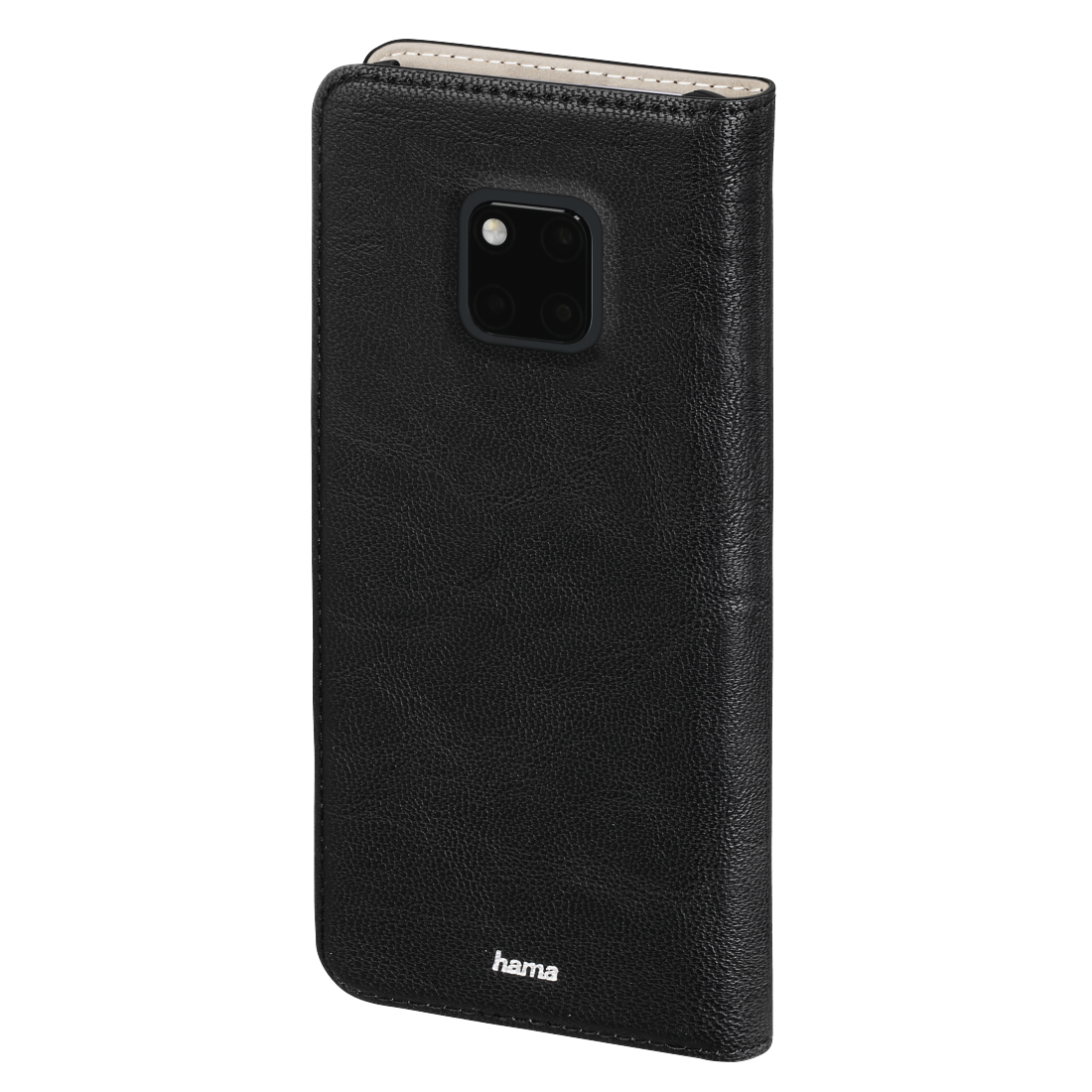 abx2 High-Res Image 2 - Hama, Guard Case Booklet for Huawei Mate 20 Pro, black