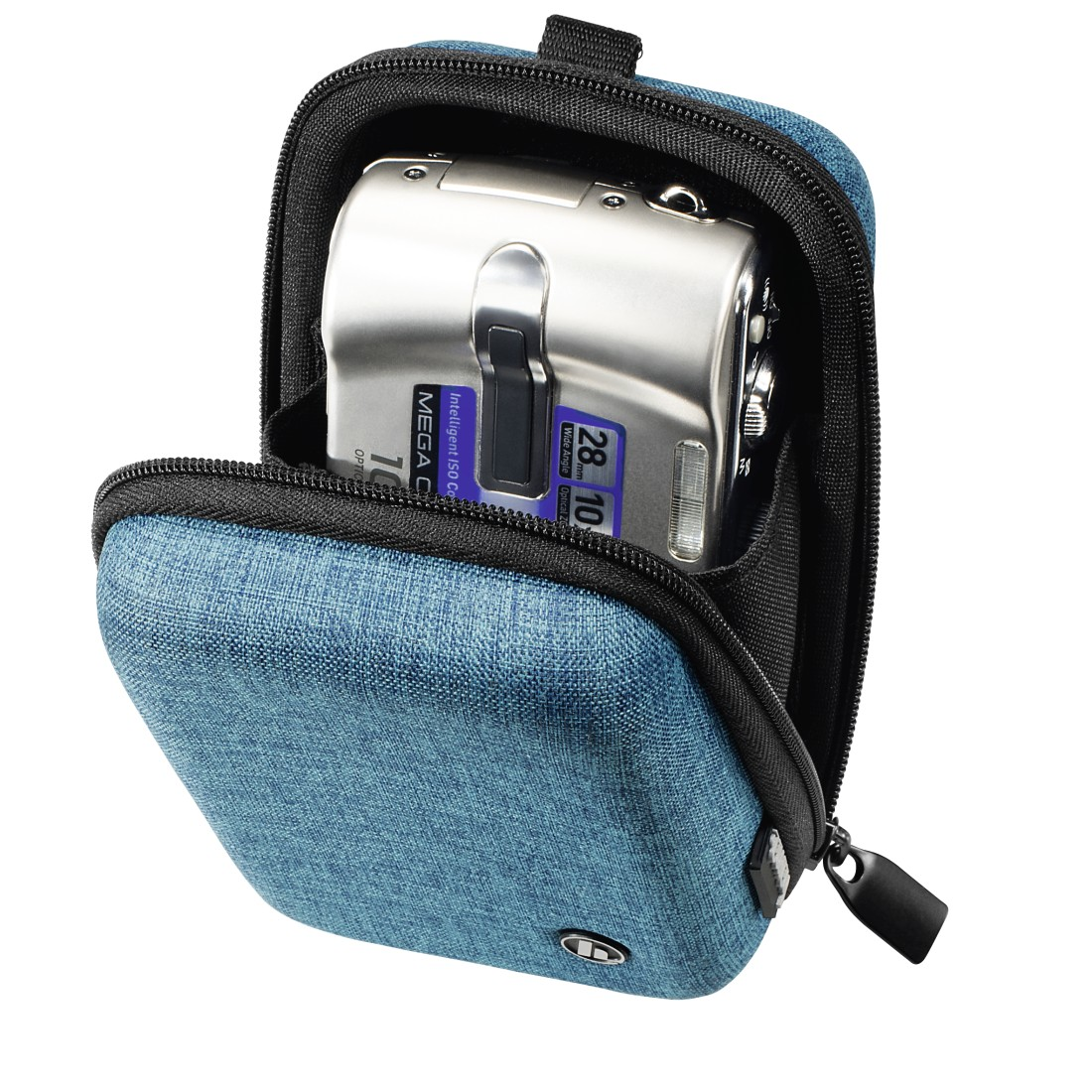 "awx High-Res Appliance - Hama, ""Hardcase Trinidad"" Camera Case, 80 L, blue"
