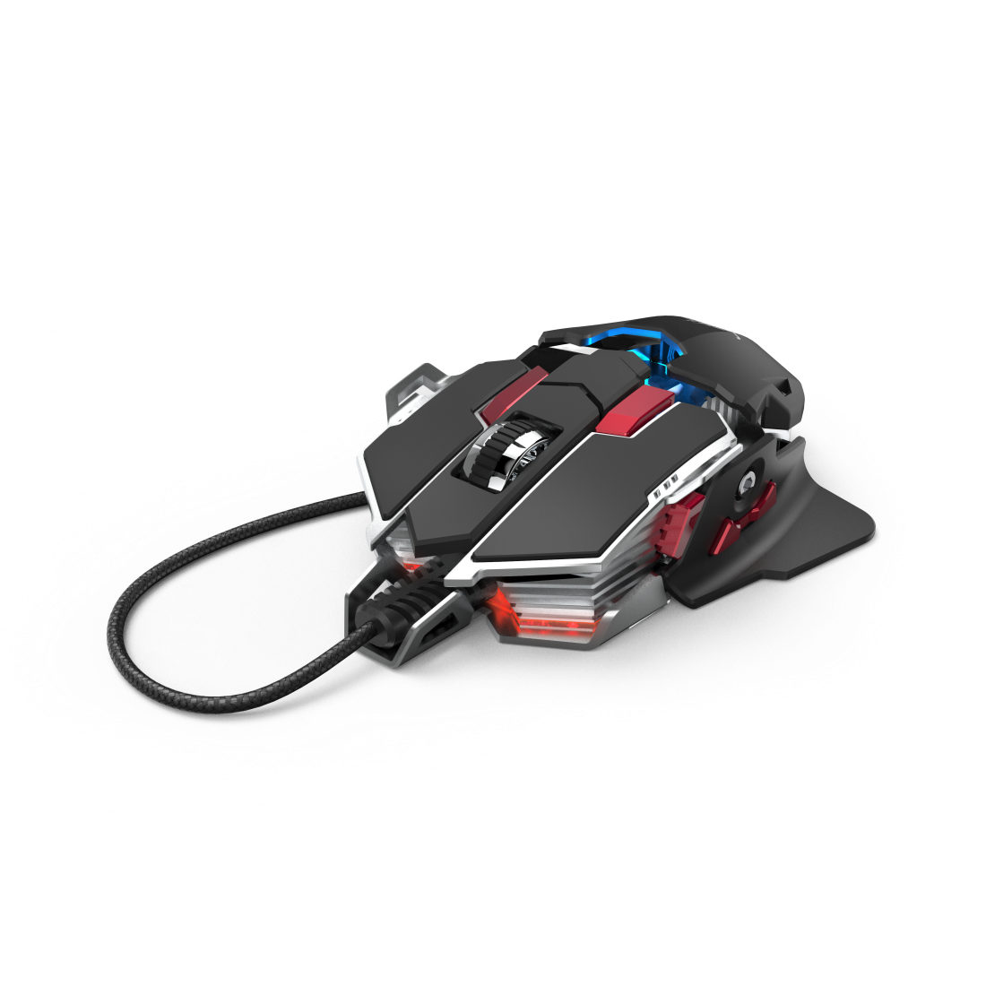 "abx High-Res Image - uRage, ""XGM 4400-MC"" Gaming Mouse"