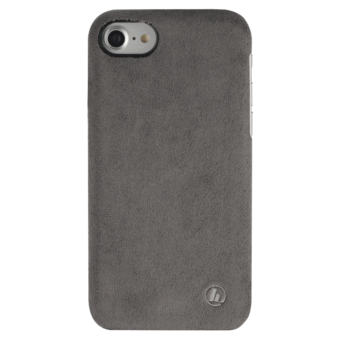 "abx2 High-Res Image 2 - Hama, ""Finest Touch"" Cover for Apple iPhone 6/6s/7/8/SE 2020, anthracite"