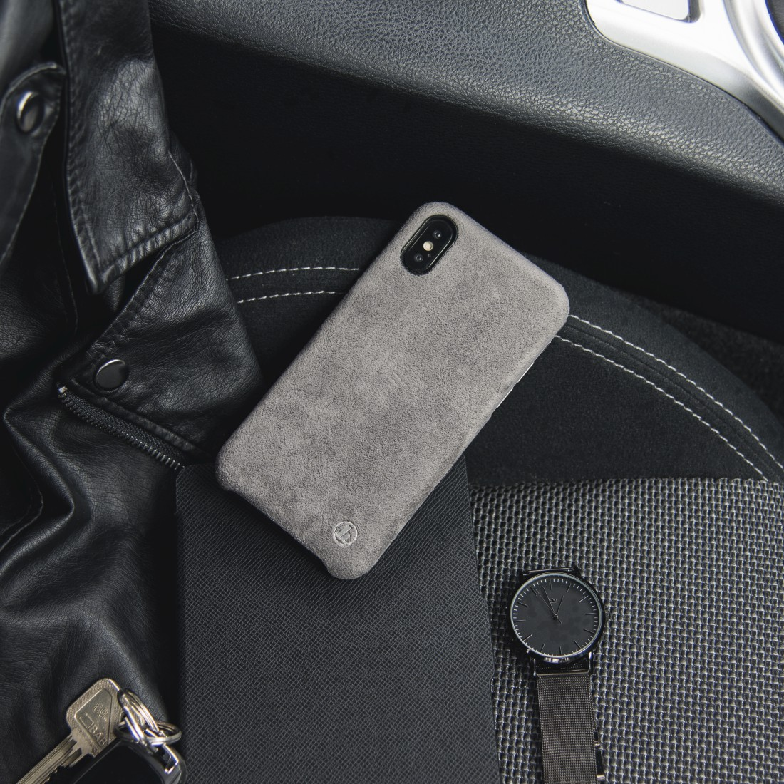"awx High-Res Appliance - Hama, ""Finest Touch"" Cover for Samsung Galaxy S20+ (5G), anthracite"