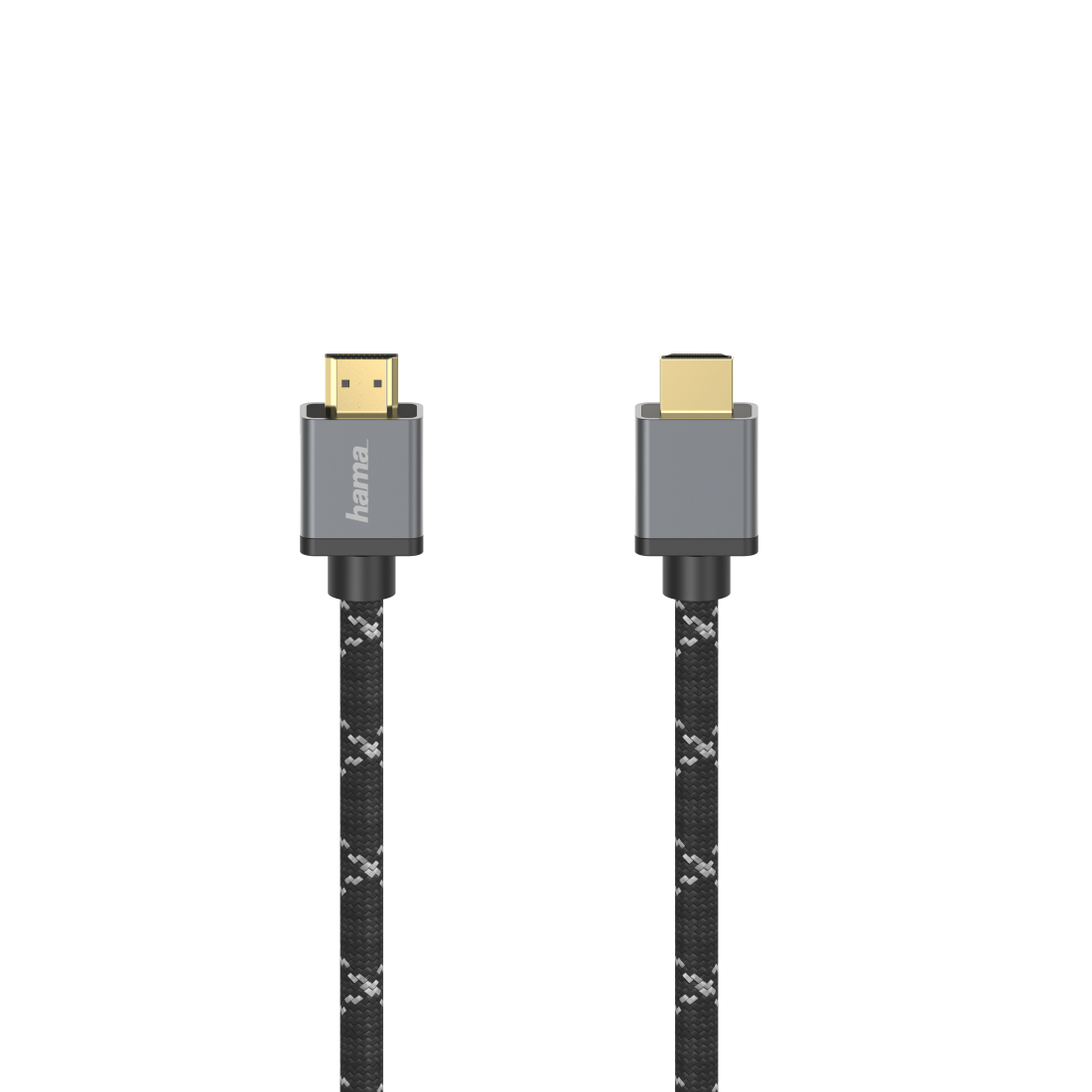abx High-Res Image - Hama, Ultra High Speed HDMI™ Cable, Plug - Plug, 8K, Metal, 3.0 m