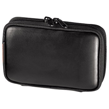 abb Image - Hama, NaviBag universal, S1, leather, black