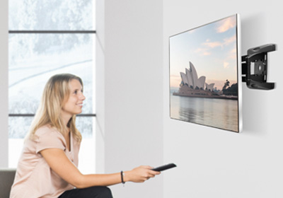 Premium-quality TV wall brackets