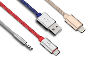 Color Line, High-quality cables and car chargers in trendy colours